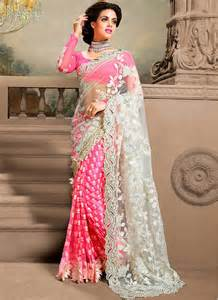 marvel party wear sarees designs 2017 indian party wear