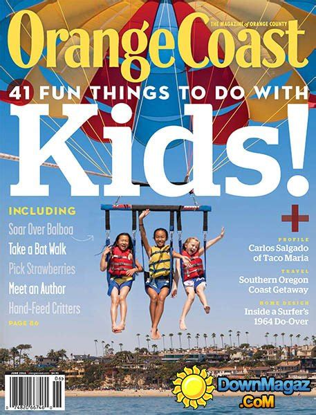 orange coast magazine june    magazines