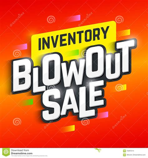 art posters for sale inventory blowout sale poster stock vector illustration