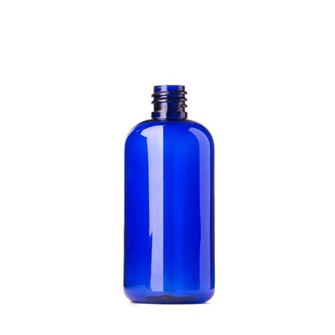 Bottle 50ml blue plastic bottle 50ml purple
