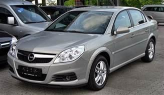 Opel Wiki Opel Vectra