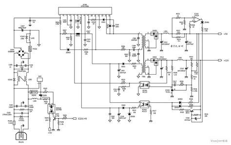 Hp 6l Laser Printer Power Supply Circuit Basic Circuit