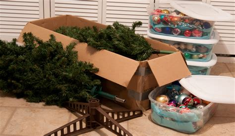 best ways to store christmas decorations the lakeside