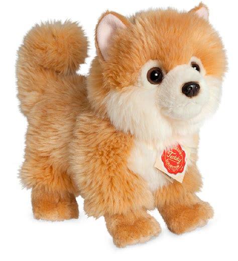 pomeranian plush teddy hermann pomeranian plush soft toys teddy bears and soft toys