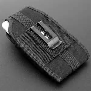 rugged cell phone pouch new universal cell phone rugged pouch cover with belt clip holster ebay