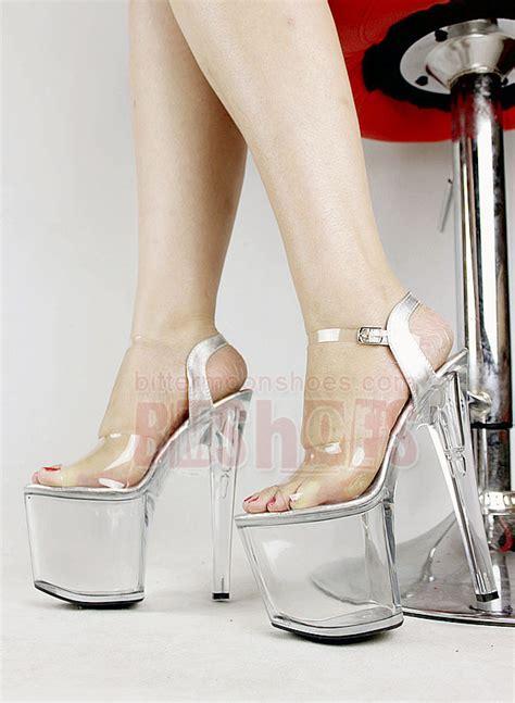 high heel shop 20cm high heel platform sandals 8 inch heel