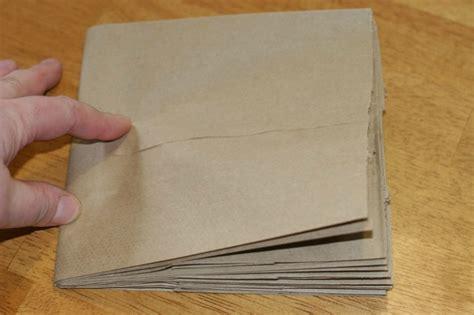 Paper Lunch Bag Crafts - make a paper lunch bag photo album diy craft