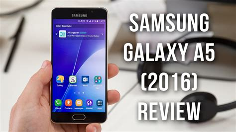 themes galaxy a5 2016 samsung galaxy a5 2016 review youtube