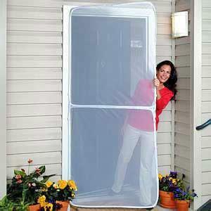 ideaworks single garage door screen door screen diy door screen buy door screen