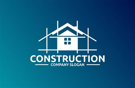 house construction company 19 construction logos free psd vector ai eps format free premium templates