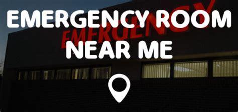 Emergency Room Near Location by Caesars Pizza Near Me Points Near Me