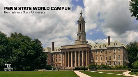 Pennsylvania State World Cus Mba by 2017 Pennsylvania State World Cus