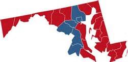 maryland electoral map maryland election results president congress governor