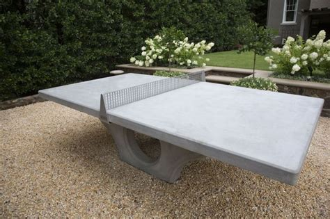 concrete ping pong table concrete ping pong table want exteriors