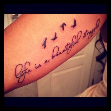 tattoo henna sydney sydney s tattoos like the quot life is a beautiful struggle