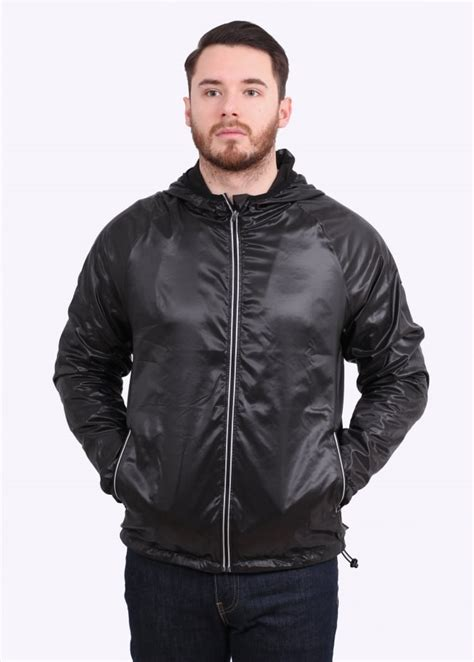 Jkt Hugo hugo jacket black jackets from triads uk