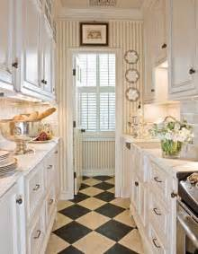 Small Galley Style Kitchens » Home Design 2017