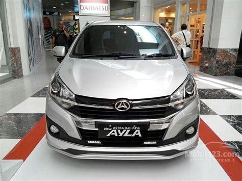 Jual Alarm Mobil Ayla gambar jual mobil daihatsu ayla 2017 deluxe 1 2 dki