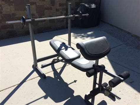 weider pro 125 bench weider pro 340l weight bench and 110 lbs of weights obo 125 draper ut sports goods for