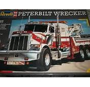 Revell 7541 Can Do Peterbilt Wrecker Truck 1/25 Vintage