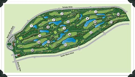 golf course layout design florida historic golf trail