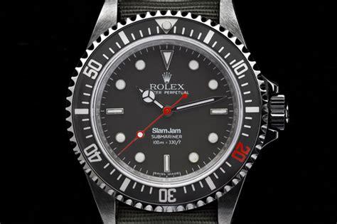 Jam Dinding Rolex Deepsea Submariner rolex the style raconteur
