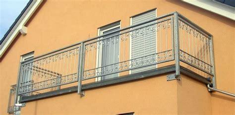 balkongeländer verzinkt balkon gel 228 nder terasse balkongel 228 nder monaco z80 200
