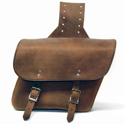saddle bags leatherworks inc distressed brown throwover saddlebags 831 785 j p cycles