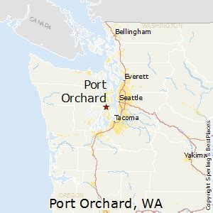 Port Washington Map by Best Places To Live In Port Orchard Washington