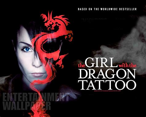 girl with the dragon tattoo movie series the with the wallpaper 10020843