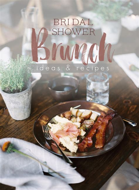 recipes for bridal shower luncheon bridal shower brunch ideas and recipes