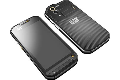 cat rugged smartphone cat announces s60 rugged smartphone with integrated flir thermal