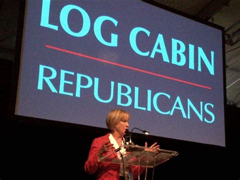 Log Cabin Republicans by Most Us Republicans Would Vote For A Congressman But Still Wouldn T Want One In Their Family