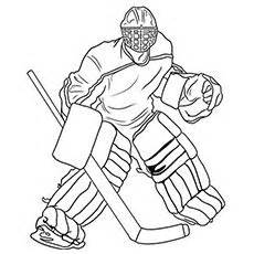 sledge hockey coloring pages nhl goalie coloring pages hockey goalie coloring pages