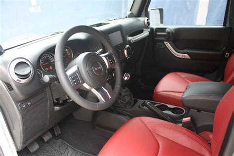 white jeep red interior 100 white jeep red interior here u0027s what the