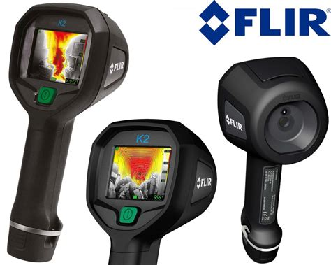 flir thermal imaging flir k2 thermal imaging kit