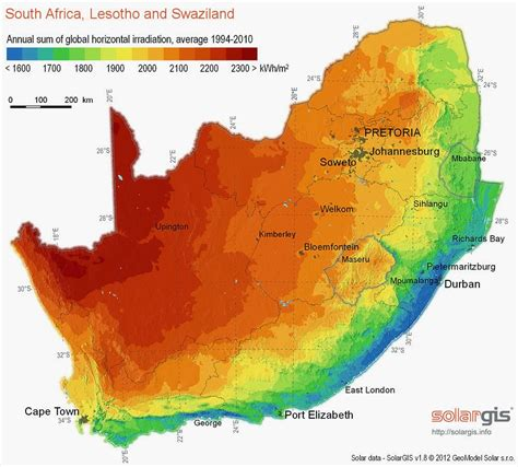 africa map geography geography map of south africa pictures map of south