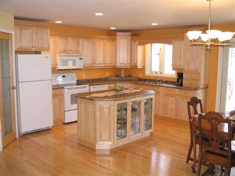 natural maple cabinets with granite countertops the world s catalog of ideas