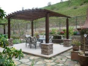 Pergola Designs With Covers by Pergola And Patio Cover San Diego Ca Photo Gallery