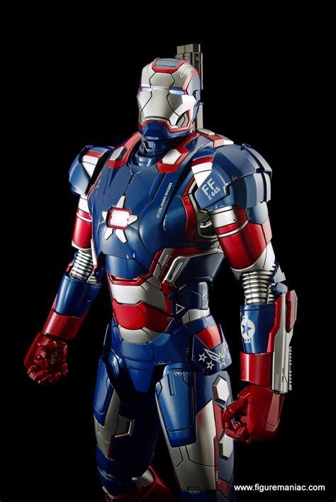 Toys Ironman Iii toys iron 3 iron patriot part 1 figure maniac
