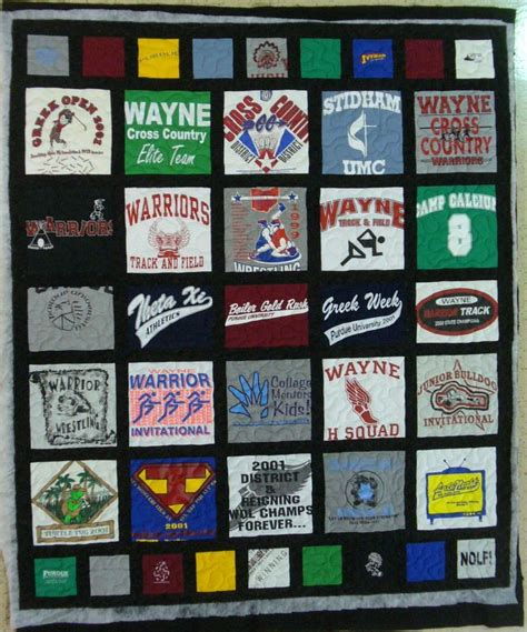 T Shirt Quilt Atlanta by 45 Best Images About T Shirt Quilts On Memory