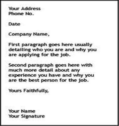 how to make cover letter for cv
