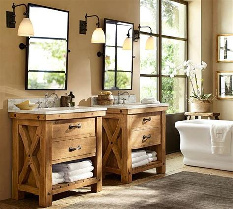 pottery barn bathroom vanity mirrors kensington pivot rectangular mirror pottery barn love