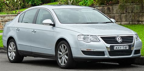 Where Is The Volkswagen Cc Made by Volkswagen Passat B6