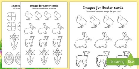 easter card templates twinkl easter card templates colouring design easter card