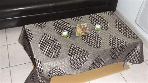 Nappe Pour Table Basse 2525 by Une Nappe Pour Ma Table Basse Photo De En Couture Imajica