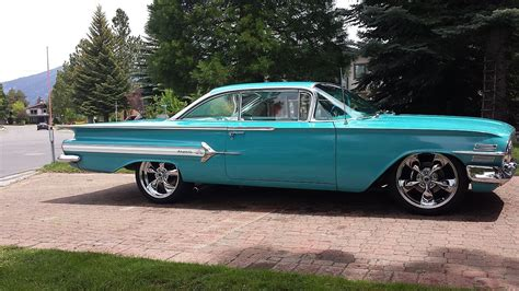 1960s impala for sale 1960 chevrolet impala for sale near southlake tahoe