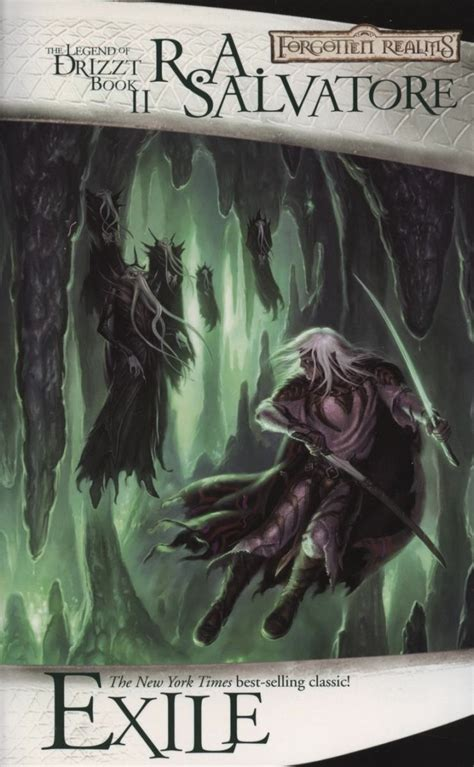 Pdf Exile Legend Drizzt R Salvatore by The Trilogy Qualitybookcovers