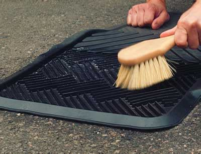 How To Clean Rubber Car Floor Mats by Chemical Guys Mat Renew Rubber Vinyl Floor Mat Cleaner