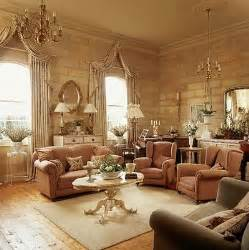 Traditional Style Home Decor Living Rooms Traditional Designs Decoration News